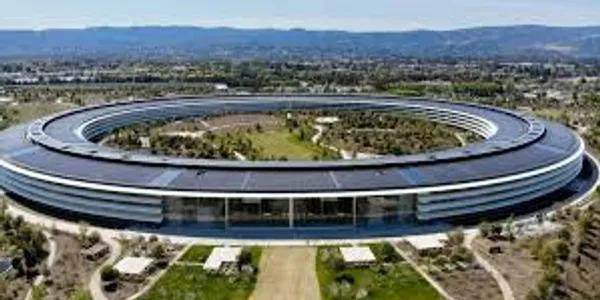 SunPower at Apple
