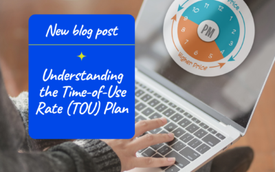 Understanding the Time-of-Use Rate Plan