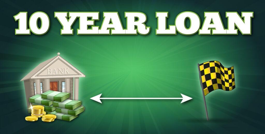 10 year loan